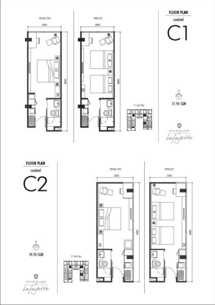 Floor Plan C1-C2